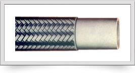 Teflon Stainless Steel Wire Braided High Pressure Hose
